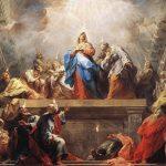Duminica Coborârii Duhului Sfânt, Dominica Pentecostes, Shavuot. Întâia Duminică de Rusalii