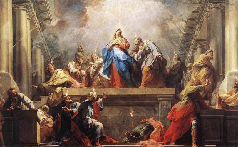 Duminica Coborârii Duhului Sfânt, Domenica Pentecostes, Shavuot. Întâia Duminică de Rusalii   Biserica Protestantă Evanghelică