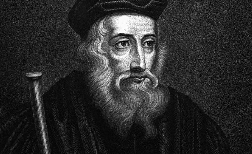 Cei mai importanți reformatori: John Wyclif (1330-1384) | Biserica Protestantă Evanghelică