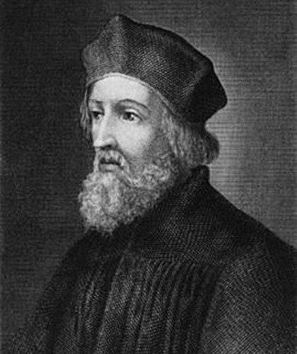 Jan Hus, declanșatorul Reformei, un înaintaș al nostru | Biserica Protestantă Evanghelică