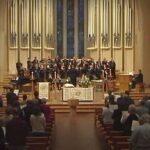 Veniți creștini, cântați  Aleluia! Amin!