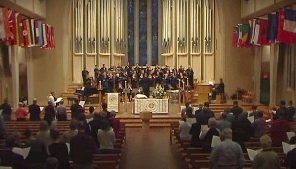 Veniți creștini, cântați Aleluia! Amin! | Biserica Protestantă Evanghelică