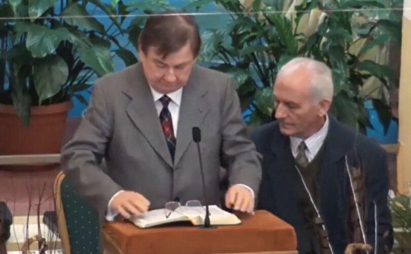 Predica pentru seara de Ajun - Leontiuc Tinu | Biserica Protestantă Evanghelică