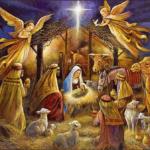 O, Betleem, oraş micuţ, Vestit-au îngerii, Într-o iesle