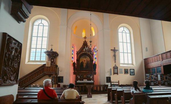 Prima Duminică din an, predică rev. Marius Leontiuc | Biserica Protestantă Evanghelică
