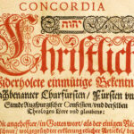 Articolele lui Luther de la Schmalkalden