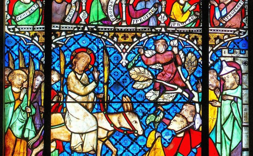Duminica Floriilor - predică rev. Leontiuc Marius | Biserica Protestantă Evanghelică