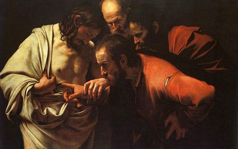 Arătarea lui Isus și lui Toma 11 Aprilie 2021   Biserica Protestantă Evanghelică