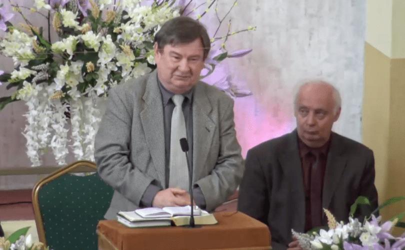 Duminica Cantate și Paștele răsăritean. Predică Tinu Leontiuc | Biserica Protestantă Evanghelică